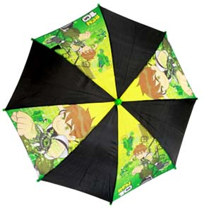 Safety Shaft Children Umbrella
