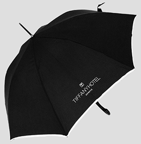Automatic Promotional Straight Umbrella