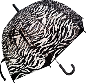 PVC Dome Shape Straight Umbrella